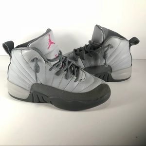 JORDAN Nike Air Jordan Retro 12 Kids Sneaker 13C